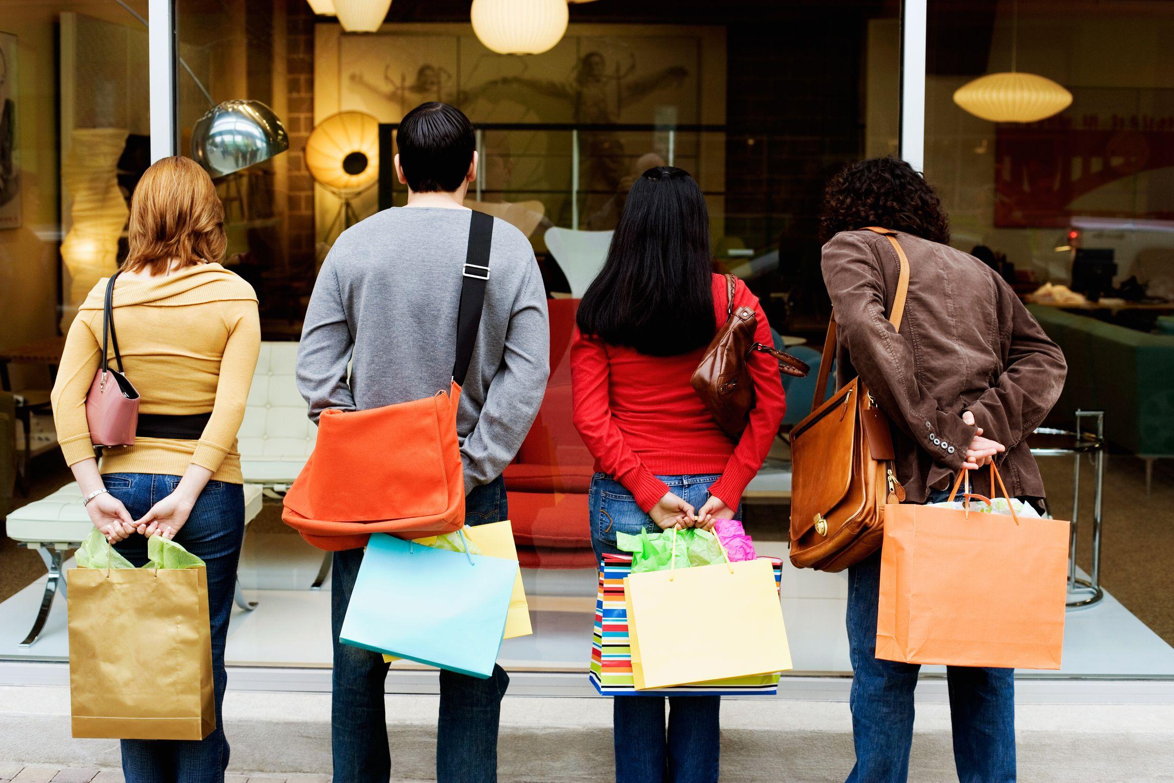 5 tipos de negocios para el mercado cambiante de un centro comercial